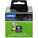 ORIGINAL DYMO Etichette  S0722440 99015 Etichette, 70x54mm, bianco, 1x320 Pezzi