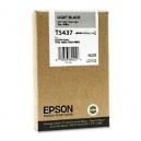 ORIGINALE Epson Cartuccia INK JET nero  chiaro  C13T543700 T543700 110ml