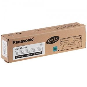 ORIGINALE Panasonic KX-FAT472X toner laser  black KX FAT472X - 2000 pag