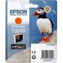 Originale Epson Cartuccia Ink Arancione C13T32494010 T3249 - 980 Pag 14ml