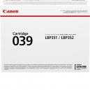 Originale Canon toner nero 039 / 0287C001 - 11000 Pag