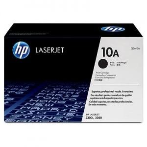 ORIGINALE HP Q2610A 10A toner black  laser  6000 pag