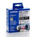 ORIGINAL Brother Etichette  DK-11203 11203 etichette per raccoglitore, 17/87 mm bianco 300 et./ ruolo