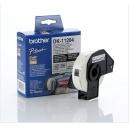 ORIGINAL Brother Etichette  DK-11204 11204 etichette in carta multiuso, 17x54 mm bainco 400 et/ruolo