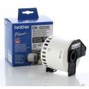 ORIGINAL Brother Etichette  DK-22205  etichetta a lunghezza continua, 62mm bianco 30,48m