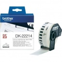 ORIGINAL Brother Etichette  DK-22214  etichetta a lunghezza continua, 12 mm bianco 30,48 m