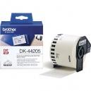 ORIGINAL Brother Etichette bianco DK-44205  etichetta a lunghezza continua, 62mm x 30,48m