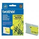 ORIGINAL Brother Cartuccia d'inchiostro giallo LC-1000y LC1000Y  ~400K