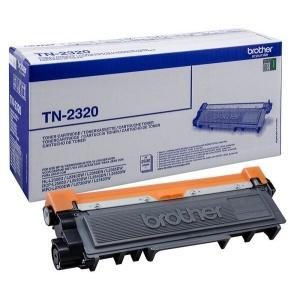 ORIGINALE Brother TN-2320 Toner TN2320 BLACK /  - 2600 pag