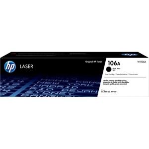 ORIGINALE HP W1106A 106A  toner BLACK - 1000 Pag