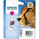 ORIGINAL Epson Cartuccia ink jet magenta C13T07134012 /  T0713 - 250 pag 5.5ml