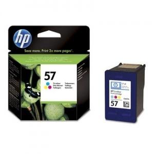 ORIGINALE HP C6657AE Cartuccia ink jet colore 57COL / HP57 - 500 pag