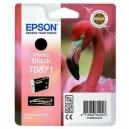 ORIGINALE Epson Cartuccia INK JET nero  foto  C13T08714010 T0871 11.4ml