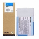 ORIGINALE Epson Cartuccia INK JET cyan C13T614200 T614200 220ml