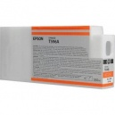 ORIGINALE Epson Cartuccia INK JET arancione C13T596A00 T596A00 350ml cartuccia Ultra Chrome HDR