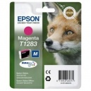 ORIGINALE Epson Cartuccia INK JET magenta C13T12834011 T1283 ~140 PAG  3.5ml