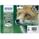 ORIGINALE Epson Multipack nero   cyan   magenta   yellow C13T12854010 T1285 4 cartucce INK JET: T1281 + T1282 + T1283 + T1284