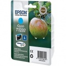 ORIGINALE Epson Cartuccia INK JET cyan C13T12924011 T1292 ~470 PAG  7ml