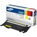 originale Samsung toner giallo CLT-Y4072S  ~ 1000 Pag