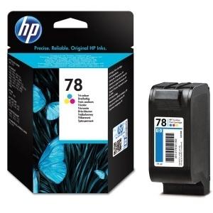 ORIGINALE HP C6578D Cartuccia ink jet colore HP78 78d - 560 pag 19ml