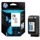 ORIGINAL HP Cartuccia ink jet colore C6578D 78d ~560 pag 19ml