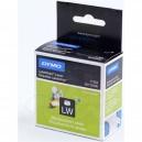 ORIGINAL DYMO Etichette  S0722530 11353 etichette bianche,25x13mm, 1000 pezzi