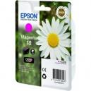 ORIGINALE Epson Cartuccia INK JET magenta C13T18034010 T1803 ~180 PAG  3.3ml standard
