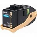 ORIGINALE Epson toner cyan C13S050604 0604 ~7500 PAG