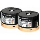 ORIGINALE Epson Multipack nero C13S050711 0711 ~5000 PAG