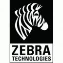 ORIGINAL Zebra Nastro colorato  800017-201 800015-901 Nastro monocromatico nero, per 1.000 carte