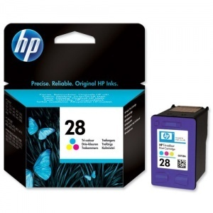 ORIGINAL HP C8728AE Cartuccia ink jet colore HP28 - 28 - 240 pag 8ml