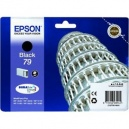 ORIGINALE Epson Cartuccia INK JET nero C13T79114010 T7911 ~900 PAG  14.4ml 79