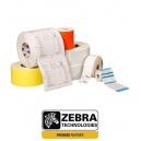 ORIGINAL Zebra Etichette  800263-205 12PCK Z -Select 12 Rotoli, termo, 2000D, 76x51 mm, 1370 Et./Rotolo