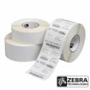 ORIGINAL Zebra Etichette  800262-125 12PCK Z -Select 12 Rotoli, termo, 2000D, 57x32 mm, 2100 Et./Rotolo, permanente