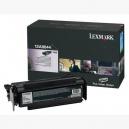 ORIGINAL Lexmark toner nero 12A8644  ~12000 Seiten