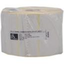 ORIGINAL Zebra Etichette  800273-205 12PCK Z -Select 12 Rotoli, 2000T, 76x51 mm, 1370 Et./Rotolo